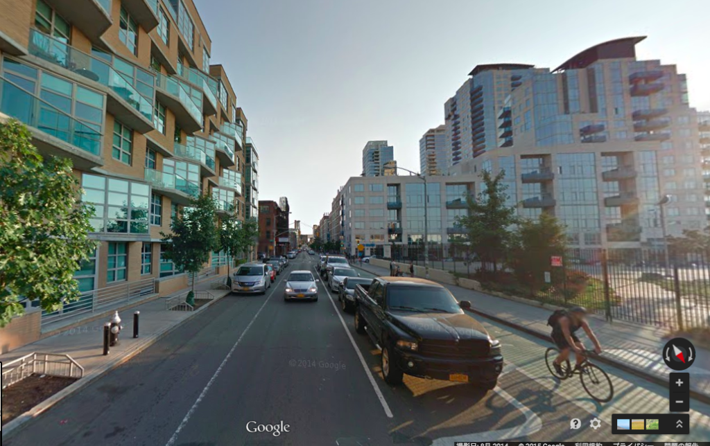 Kent Avenue 2014年